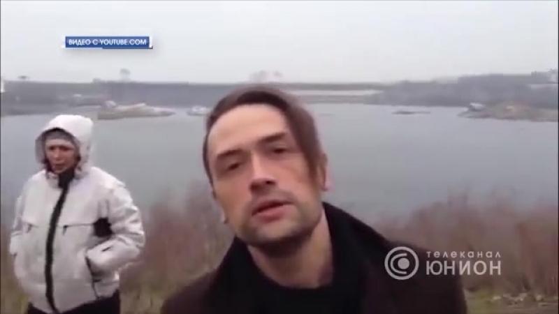 Актер «Грозовых ворот» воюет в АТО