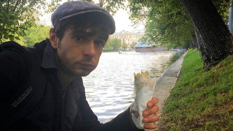 Павел Баршак | Москва