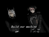 Build our machine - Bendy. Devil! France x Devil! Russia