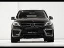 2013 BRABUS B63-620 WIDESTAR based on Mercedes-Benz ML63 AMG