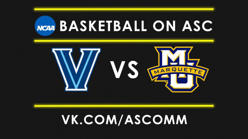 NCAA | Villanova VS Marquette