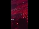 30.09.2017 YouR PresenT фанаты поют Hug