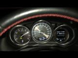 Разгон Mazda CX-5 ( попытка номер 3 )