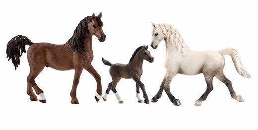Лошади Schleich