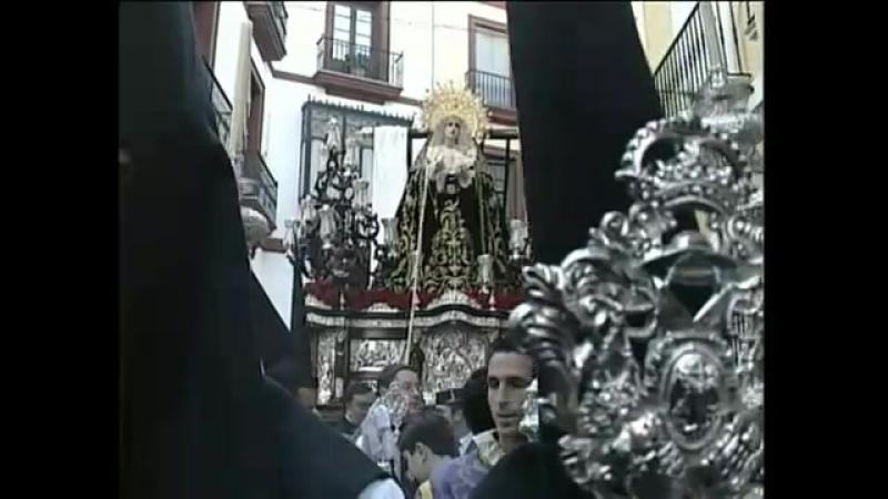 Hermandad de la Soledad de San Buenaventura (Sevilla) - Viernes Santo 2008