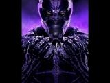 Чёрная Пантера - Анимированный фан-постер
