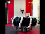 Безумные тренировки   // STRONG DIVISION