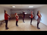 Новогодний танец от группы Jazz-Funk (Yulia_S)
