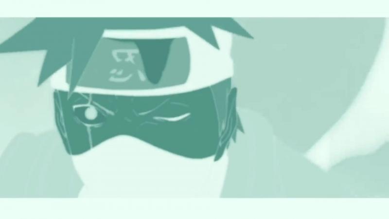 Kakashi vs Obito Naruto AMV animweb