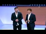 Шарип Умханов ,Нико Неман и Торнике Квитатиани в программе