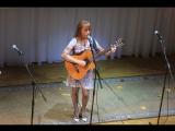 Песню Ады Якушевой исполняет Татьяна Колосова