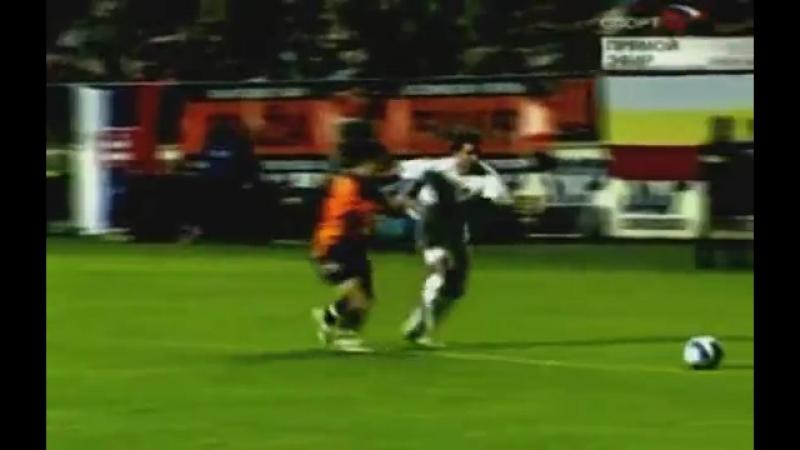 Лига Чемпионов 2006/07. Ружомберок (Словакия) — ЦСКА (Москва) - 0:2 (0:2)