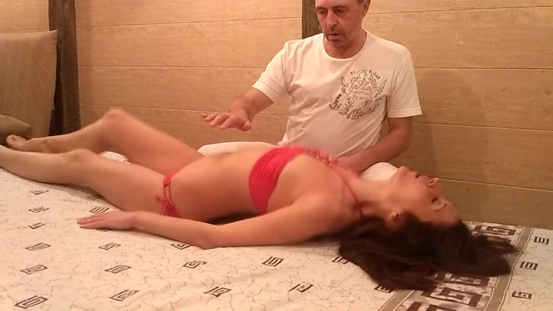 Элементы тантрического массажа