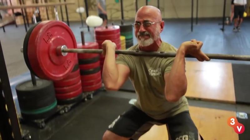 Хасинто Бонилья — 73-летний кроссфитер из Бруклина