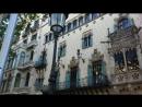 Casa Mila. Barcelona. Вся такая внезапная Винни (7)