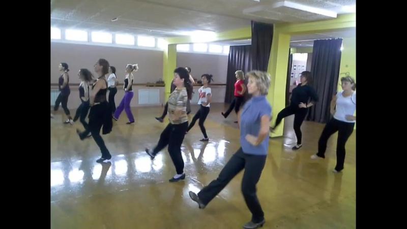 Русский танец Открытый урок