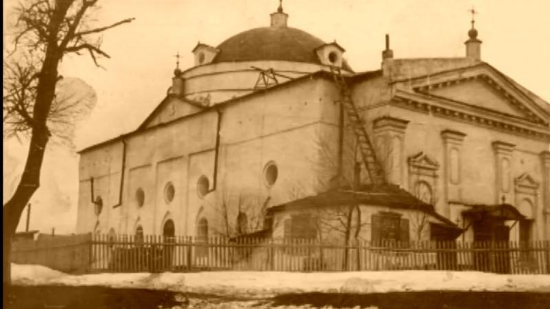 Могила Серафима Тяпочкина из цикла Святыни Белгородчины