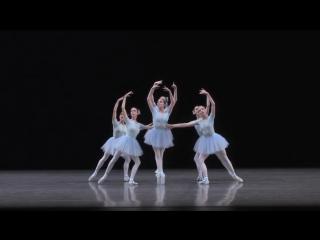 Jerome Robbins The Concert - Mistake Waltz (Pacific Northwest Ballet)