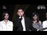 171115 Зико получает награду Best Star на 2017 Asia Artist Awards