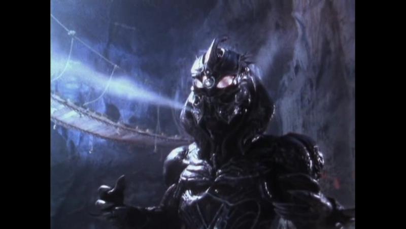Гайвер 2:Тёмный герой/Guyver 2:Dark Hero(1994)Transformacions.