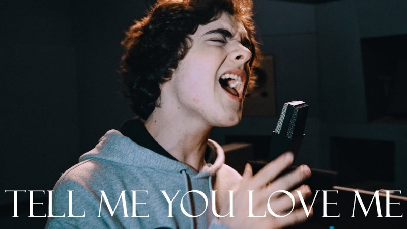 Alexander Stewart - Tell Me You Love Me (Demi Lovato cover)