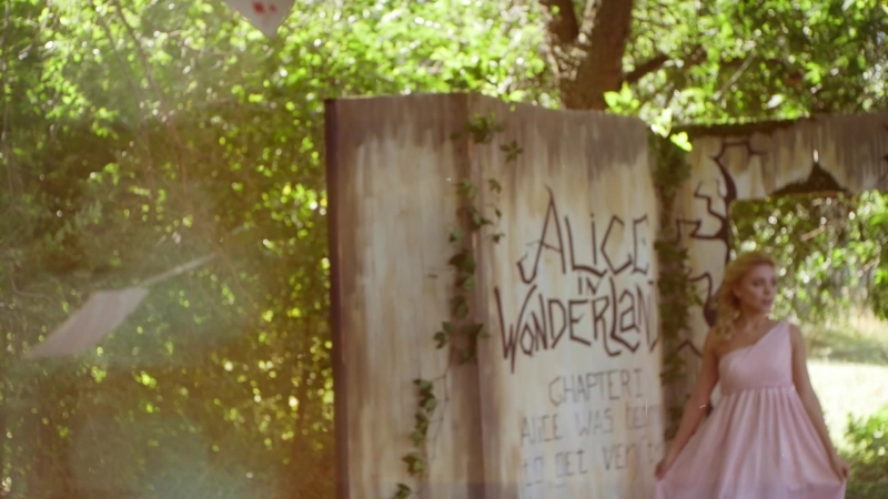 Алиса в стране чудес. Фотосессия @sofikos_ros
