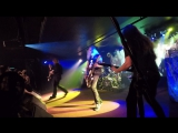 Dark Tranquillity Monochromatic Stains Live at Token Lounge, Westland, MI, USA