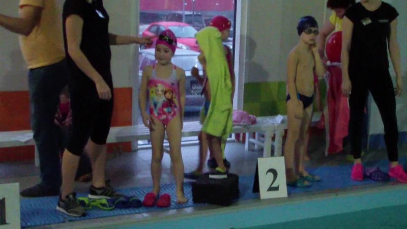 Умею Плавать 25 метров