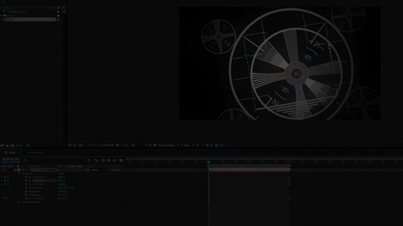 After Effects 3D Camera Techniques