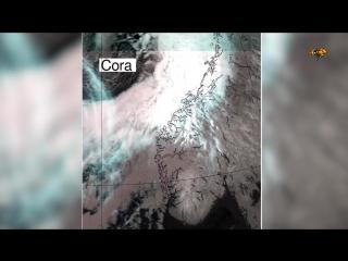 Stormen Cora drar in över Sverige – bilister varnas