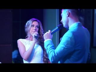 Свадебный сюрприз для гостей в исполнении дуэта Александра и Марии