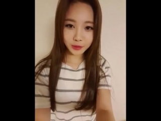 From 걸스데이 유라 (24번째 생일 영상메세지)