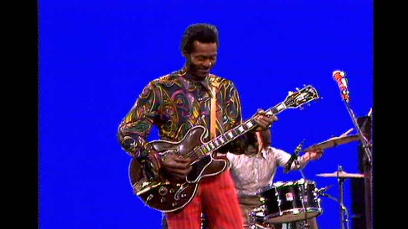 Chuck Berry - Memphis Tennessee '1(at Bremen Beat Club 'March 1972)