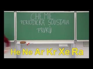 Chemické prvky -Vít Soura, Petr Nguyen, Radek Zenkl, Dmitry Sharandin,