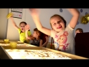 Обучающий курс по песочному рисованию для детей