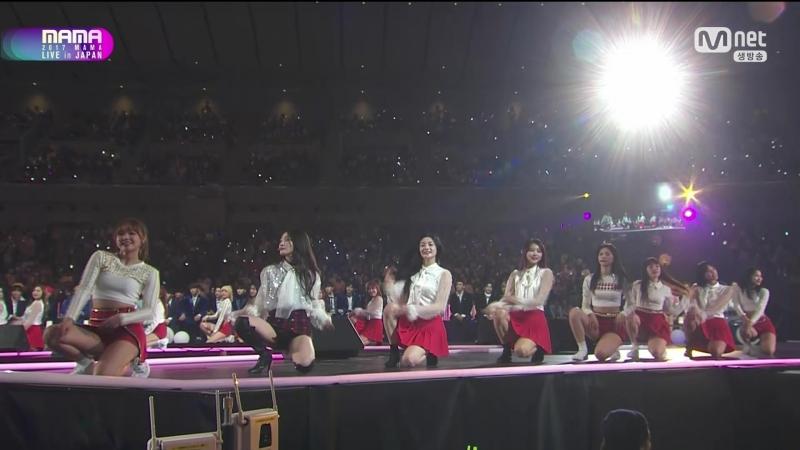171129 Produce 101 (프로듀스 101) X AKB48 X Idol School - It's Showtime
