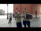 Всероссийский автопробег Большая Россия В Йошкар-Оле 28.07.2017