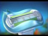 Музыка из рекламы Gilette Venus - Богиня Приключений (Россия) (2010)