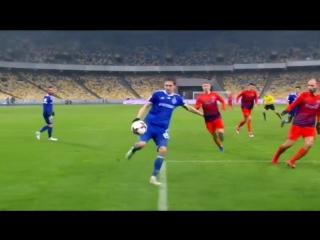 ТОП-5 голов 18-го тура чемпионата Украины