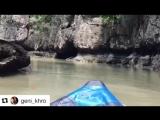?НЕРЕАЛЬНОЕ видео с Пхукета от нашей крутой туристки Евгении ✈️??