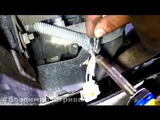 Как сделать обманку лямда зонд на опель зафире. ремонт машины своими руками. авт