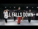 1Million dance studio All Falls Down - Alan Walker / Beginners Class