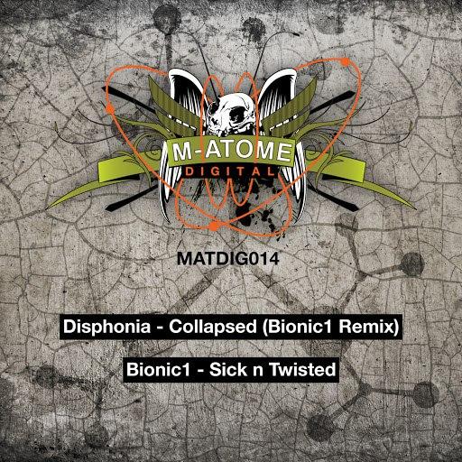 Bionic1 альбом M-Atome Digital 014