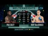 Rory MacDonald vs. Paul Daley