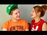 Девушки мотора. Таня и Андрей. Как правильно двигать языком.