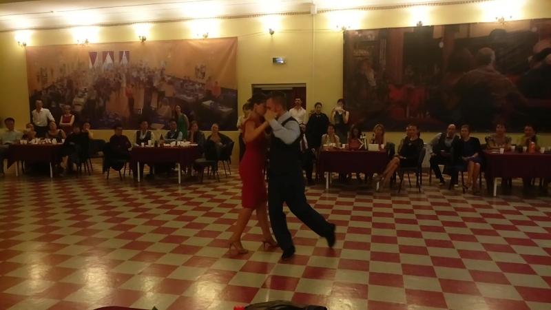 Sergio Orlov y Yulia Selezneva