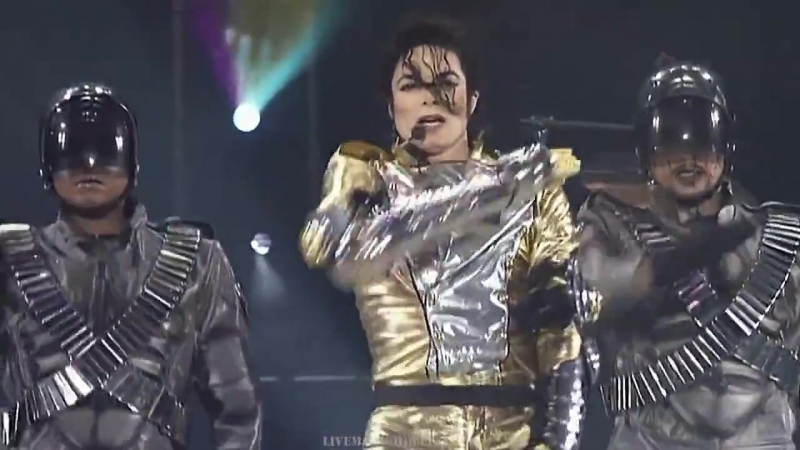 Michael Jackson - They Dont Care About Us