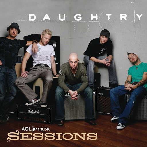 Daughtry альбом AOL Music Sessions
