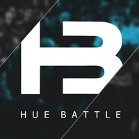 Логотип Hue battle.