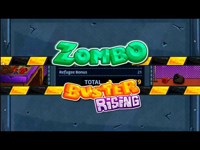 Прохождение флеш игры Zombo Buster Rising » Freewka.com - Смотреть онлайн в хорощем качестве